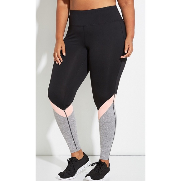 23f6d69667813 Lane Bryant Livi Active Leggings